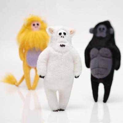 Amazon.com: pba001-gorilla: El Zoo de nonlife Llavero ...
