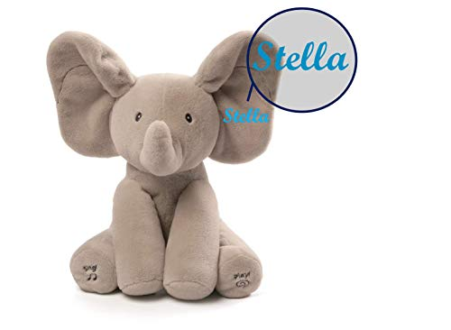 Gund Baby Animated Plush Toy Collection (Personalized Flappy)