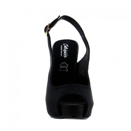 Intrepides Shoes - Mini Lola Black - 35