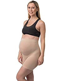 Womens Maternity Shapewear Mid-Thigh Pettipant
