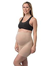 Belevation Womens Maternity Shapewear Mid-Thigh Pettipant