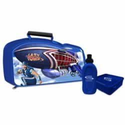 Lazytown Airship Lunch bag WITH ACCESSORIES: Amazon.co.uk ...