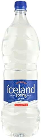 Iceland Spring Water (12x50.7Oz)