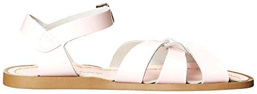 Saltwater-by-Hoy-Girls-Sun-San-Surfer-Flat-Sandal-InfantToddlerLittle-Kid-Shiny-Pink-3-M-US-Infant