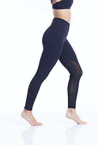 Marika Women's Olivia Vented High Rise Tummy Control Legging
