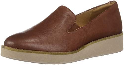 SoftWalk Women's Whistle Loafer, Cinnamon, 8.0 W US from SoftWalk