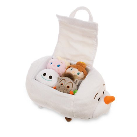 OLAF BAG SET FROZEN FEVER