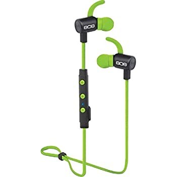808 Audio Ear Canz Wireless Earbuds-Green
