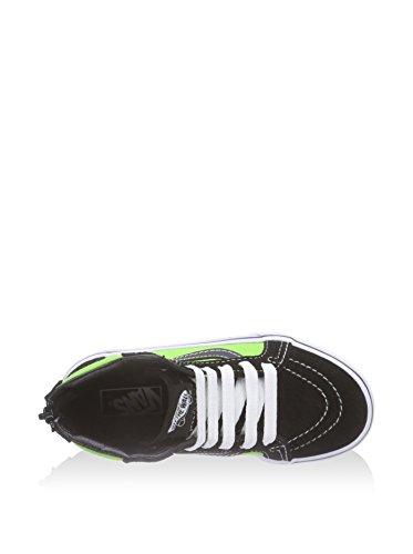 Zip verde Vans Nero Scotchgard hi U Slim Alte Sk8 Sneaker Donna wwFvIRWq