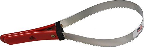 Decker Company 484509 Stainless Steel Shedder Scraper Single Blade (Shedding Double Sided Blade)