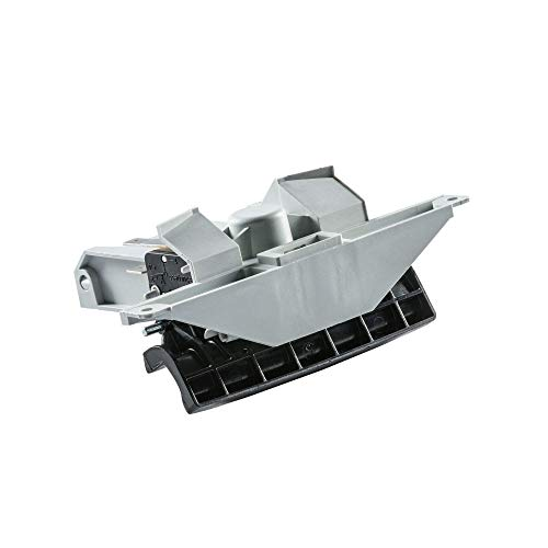 (Whirlpool W10130695 Latch Assembly for Dishwasher, White)