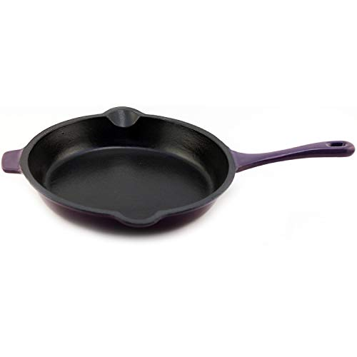 Berghoff Neo 10-Inch Cast Iron Fry Pan, Purple