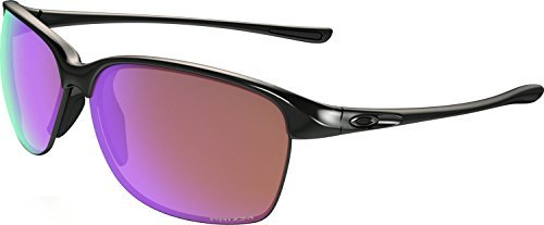Oakley Unstoppable Sunglasses Polished Black / Prizm Golf & Cleaning Kit - Oakley Unstoppable