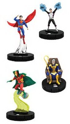 DC HeroClix: Superman and the Legion of Super-Heroes Booster Brick (10)