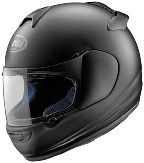 [Arai Vector-2 Full Face Motorcycle Riding Race Helmet- Black Frost] (Arai Vector Full Face Helmet)