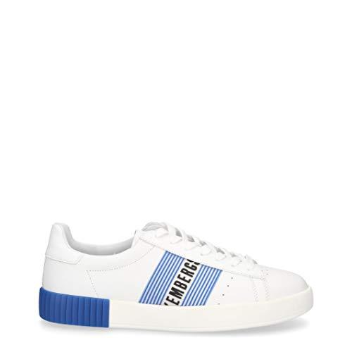 Bikkembergs COSMOS2096 Blanco Sneaker Sneaker Hombre Bikkembergs OHPPwB