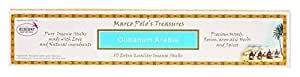 Marco Polo's Treasures Olibanum Arabia Incense Sticks, Olibanum Arabia, Pack of 10