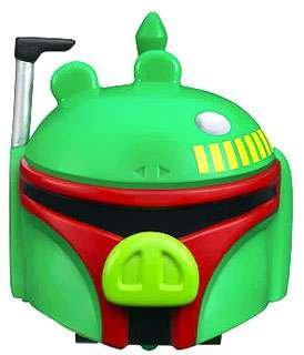 Angry Birds Star Wars Power Battlers Boba Fett Pig Battler Hasbro A2494