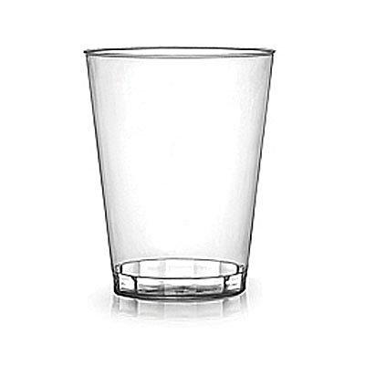 Fineline Settings 401-CL Clear 1 Oz. Shot Glass