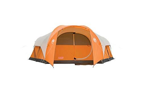 Coleman Bayside 8-Person Tent - Orange