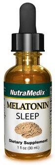 Nutramedix mélatonine Sommeil