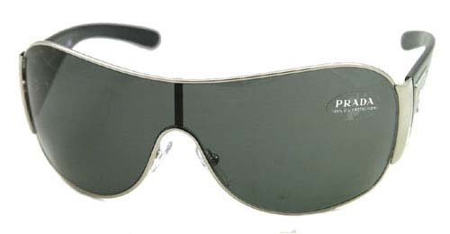 edca74f186 ... spain prada sunglasses spr 57l black 1bc 1a1 spr57l amazon clothing  0f0fe 624cb