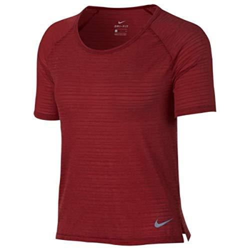 ラッドヤードキップリングただやる魔女(ナイキ) Nike レディース ランニング?ウォーキング トップス Dry Breathe Miler T-Shirt [並行輸入品]
