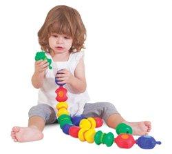 Edushape Sensory Snap Beads, Baby & Kids Zone
