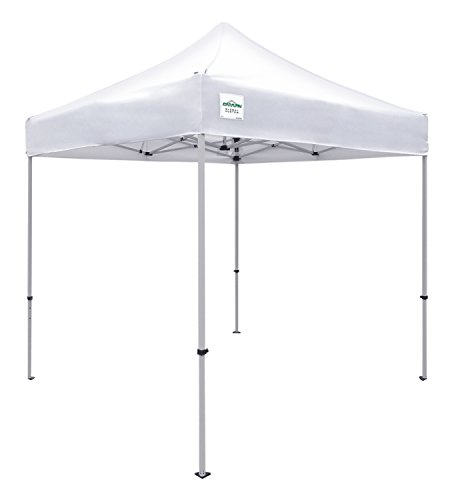 Caravan 8' x 8' Display Shade Commercial Canopy - White