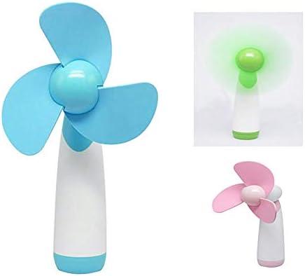 Bweele Ventilador de Mano, Mini Ventilador portátil Ventilador de ...