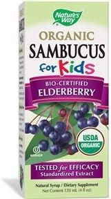 organic elderberries - 6