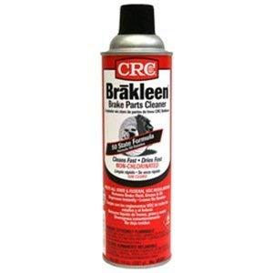 CRC Brakleen 05050 Brake Parts Cleaner - 50 State Formula PowerJet Technology (Pack of 3)