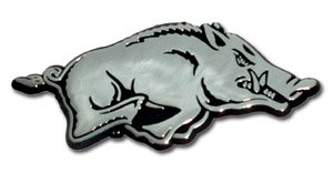 University or Arkansas (Running Hog) Emblem Arkansas Hogs