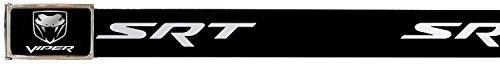 dodge-automobile-company-srt-all-over-viper-metal-logo-buckle-web-belt