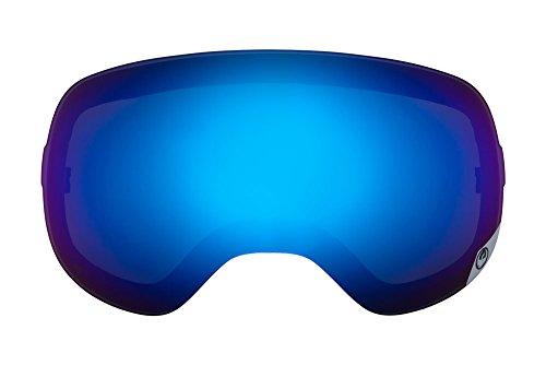 Objectif Blue neige Dragon remplacement D3 Smoke Objectifs OTG Dark Goggle wYaPP