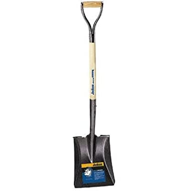 Blue Max™ Contractor Shovels - blue max square point shovel