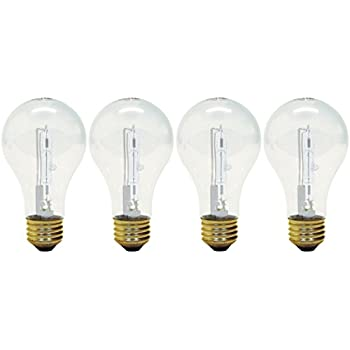 Ge Lighting Crystal Clear 72 Watt 100 Watt Replacement 1490 Lumen