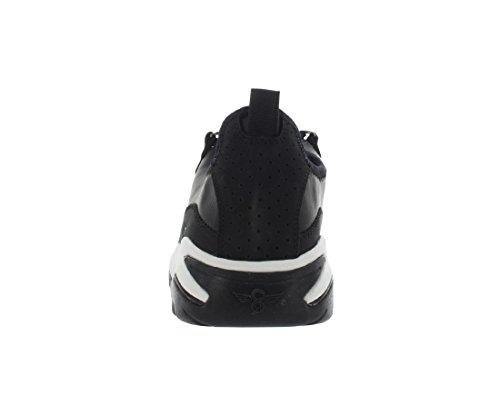 Creatieve Recreatie Napoli Sneakers In Zwart Zwart / Wit