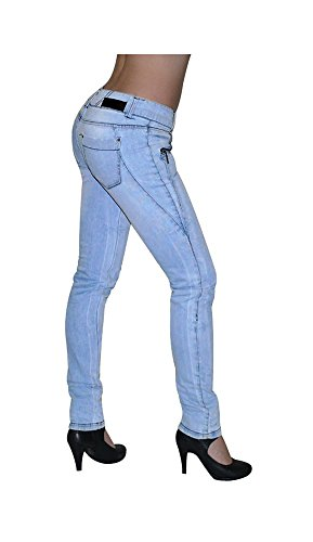 Donna Donna amp;lu S amp;lu S Jeans Donna Jeans S Hellblau S Hellblau Donna Jeans amp;lu amp;lu Jeans Hellblau n8YaUwnqxA