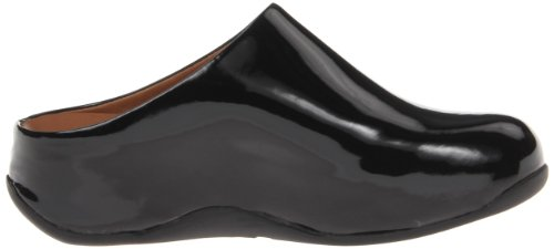 Nero Sneaker Fitflop Tm black 001 Donna Infilare Patent Shuv wwpFqZY