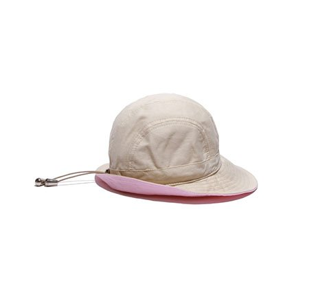 physician-endorsed-womens-b-zee-off-khaki-pink-cotton-hat