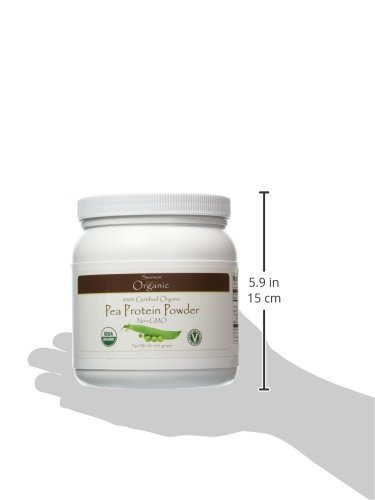 100-Certified-Organic-Pea-Protein-Powder