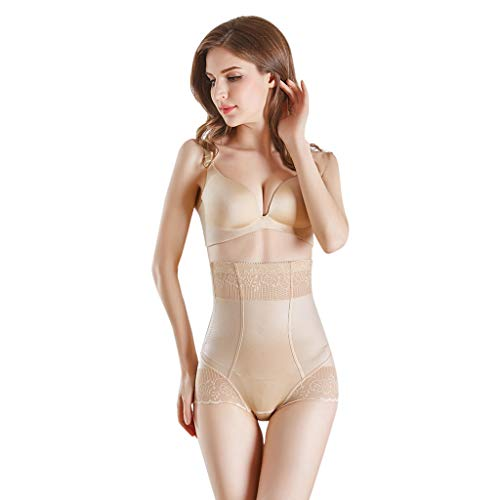 Womens Underwear Boston Sox Red - Emimarol Women Butt Lifter Shapewear Hi-Waist Tummy Slimmer Thong Panty Seamless Body Shaper Shorts Beige