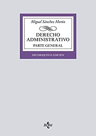 Derecho administrativo : parte genera