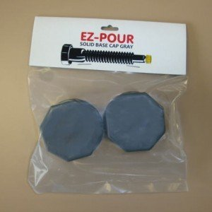 EZ-Pour Gas Can Cap - Replacement Gasoline Can Cap - Update Your Can Today (Pack of 2)