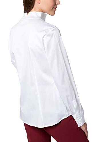 Bianco Classic Modern Long Uni Sleeve Blouse Eterna n74xp8w