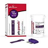 PTS Panel #1717 Test Strips Triglyceride Test (6 strips/box) for CardioChek PA or CardioChek ST