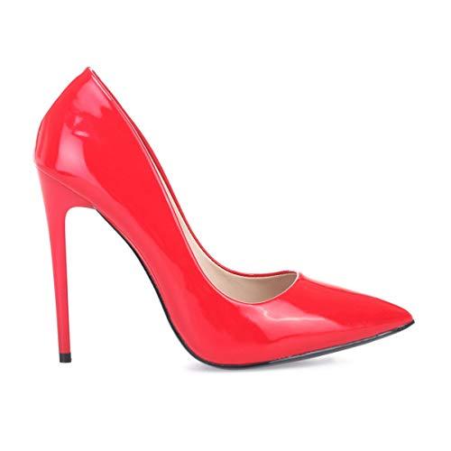 Escarpins La Rouge Modeuse Vernis Stilettos Sqxna7wq5