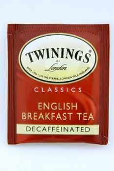 TWINNGS Decaf English Breakfast Tea 20 BAG