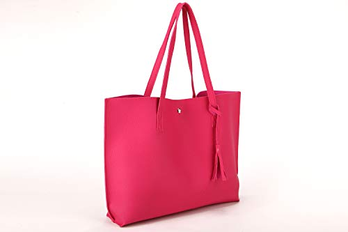 Buy large pink bags for women
